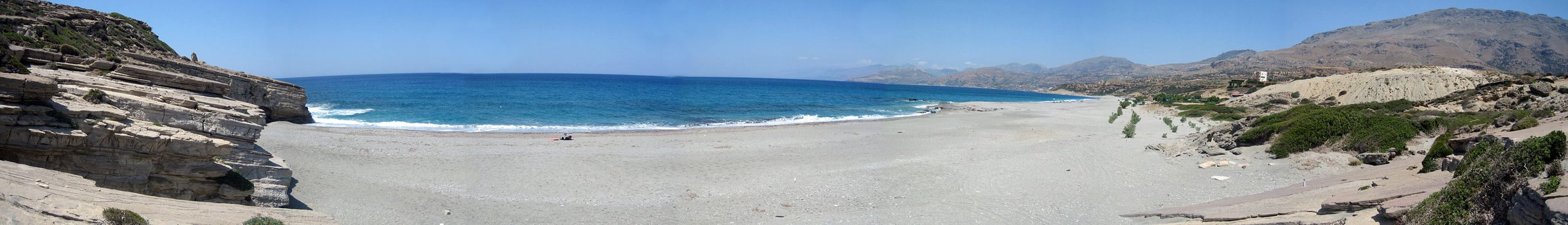 Akoumia Beach