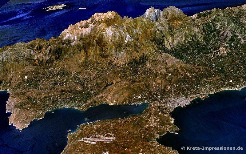 Lefka Òri und Akrotiri-Halbinsel