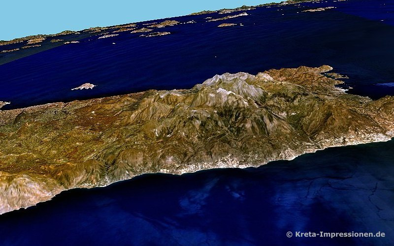 Südküste bei Keratokambos