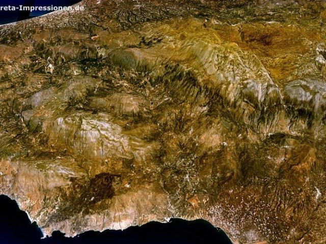 Amari-Becken, Kedros, Ida-Gebirge