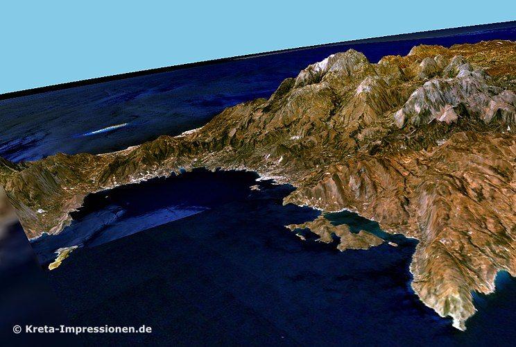 Golf von Mirabello, Agios Nikolaos, Spinalonga