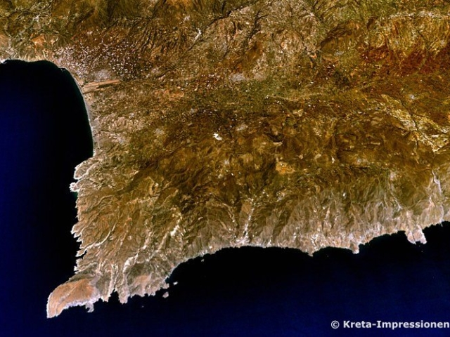 Messara-Ebene, Ag. Galini, Kommos, Matala, Kali Limenes, Lendas