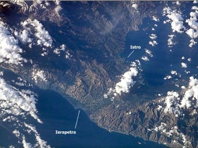 Golf von Mirabello und Ierapetra