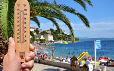 Vorsicht! Hitzewelle auf Kreta!!