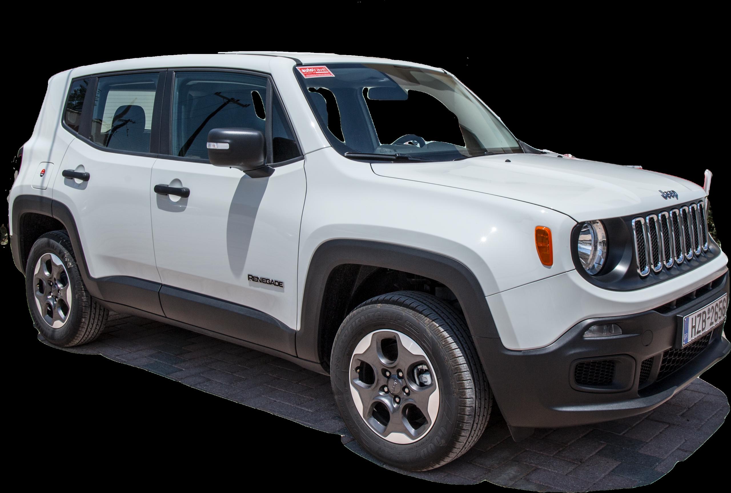Jeep Renagade 4x4 turbo Diesel